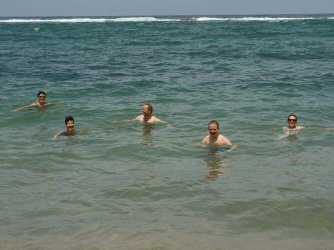 Carnet De Voyage Kolumbien Pazifik 14 09 13
